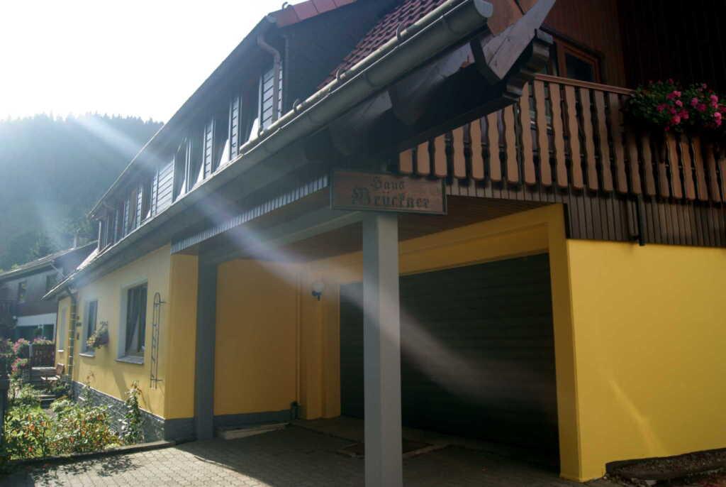 Pension Haus Brückner, Doppelzimmer - Nr. 02