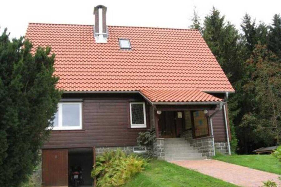 Ferienhaus Waldhäuschen, Ferienhaus
