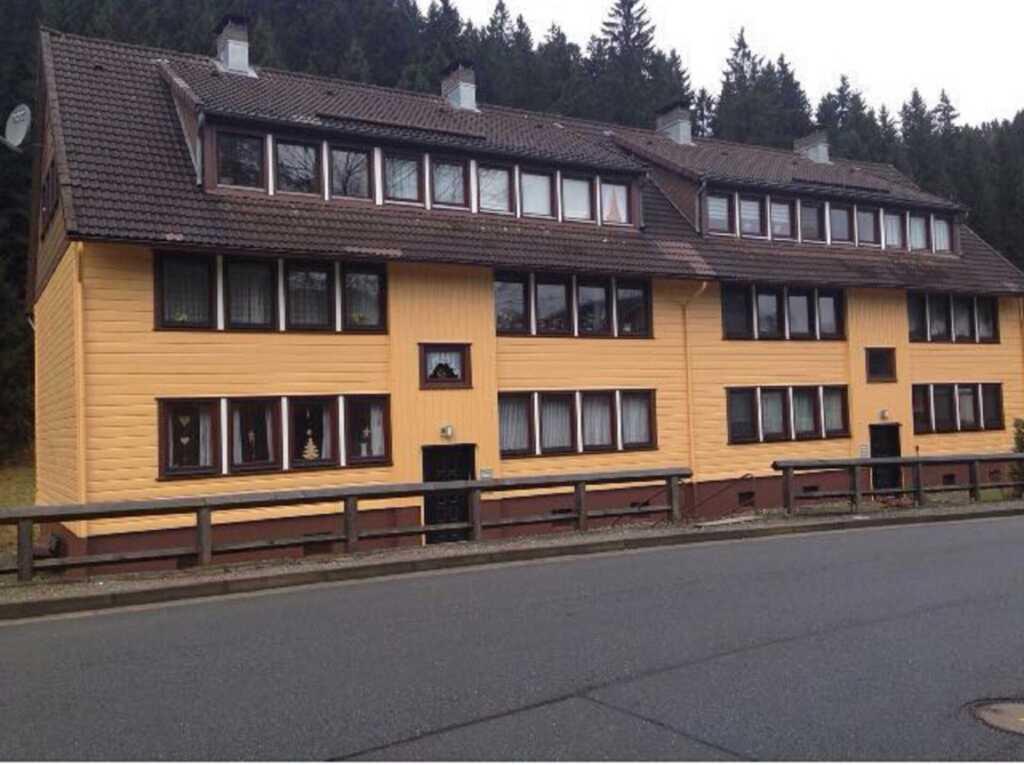 Anja's Ferienwohnungen, Wohnung 1 - An der Alten Mühle 3
