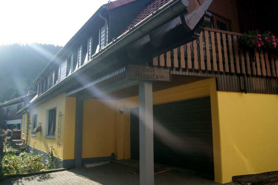 Pension Haus Brückner, Einzelzimmer - Nr. 05