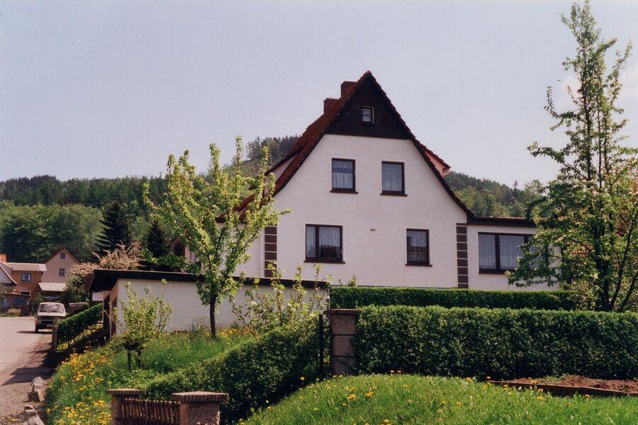 Ferienwohnung Bergblick (Obergeschoss)