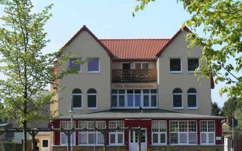 Villa Meeresrauschen, Wohnung 'Möve'