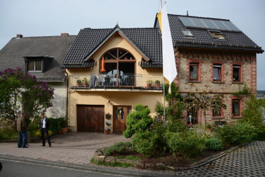 Ferienwohnung - rechtes Gebäude (EG)