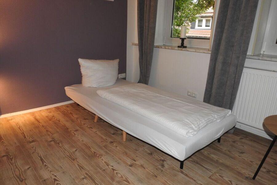 Haus Hohensee, Doppelzimmer Nr. 5