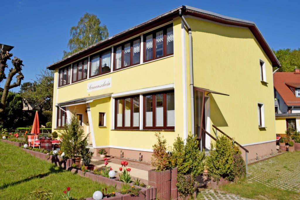 Ferienwohnungen Im Haus Sonnenschein, 01 Ferienwohnung Mit Terrasse In  Sellin (Ostseebad) (Sellin) Obj Nr.40327