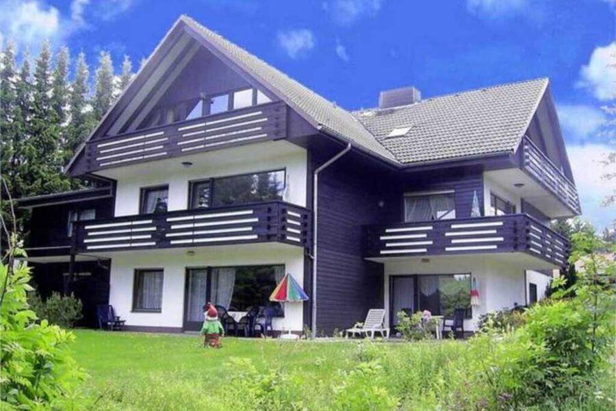 Außenansicht Haus Heidi