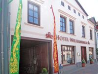 Hotel Wilhelmshof, 14 DZ 1.OG in Ribnitz-Damgarten - kleines Detailbild