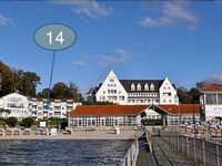 Ostseewohnung Nr. 14 - Villa Mare -, Ostseewohnung Nr. 14 in Glücksburg - kleines Detailbild