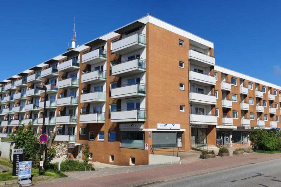 'Haus Nordland'  zentrumsnah in Westerland, 25 App