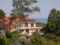 Villa Ostseeblick 5* mit Meer- und Boddenblick NEU 2010, Gartenetage1 in Göhren (Ostseebad) - kleines Detailbild