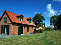 Rügener Ferienhäuser mit Kamin ***, Ferienappartement Möwe mit Kamin in Ummanz - kleines Detailbild