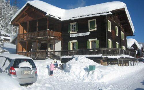 Ferienhaus Hitzenboden