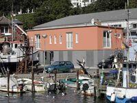 TSS Ferienwohnung  Kutterfisch  direkt im Stadthafen, Kutterfisch in Sassnitz auf Rügen - kleines Detailbild