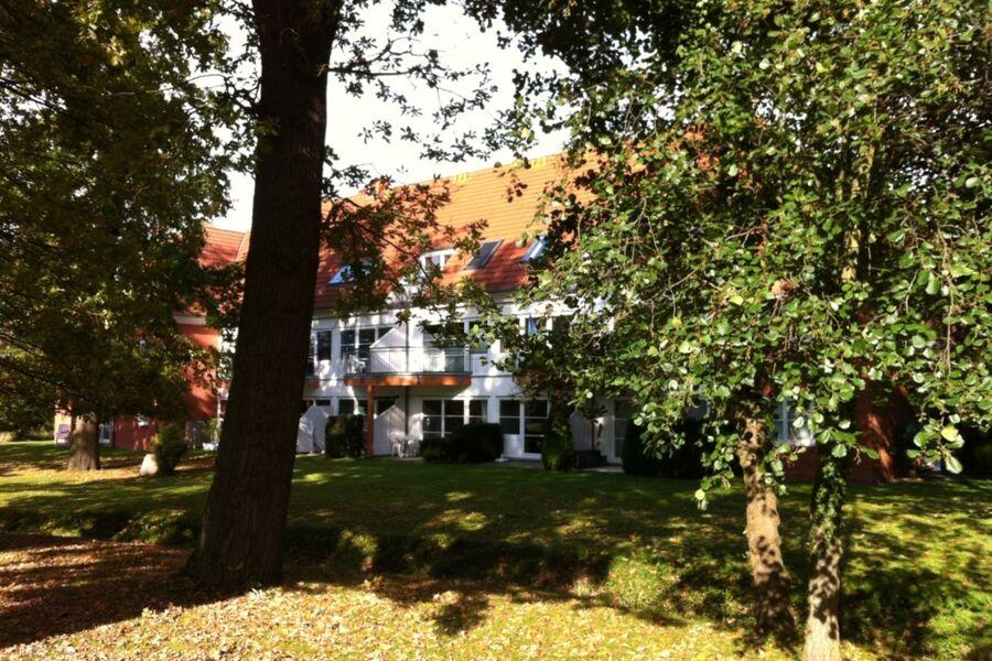 Landhaus Ostseeblick im Kägsdorfer Gutspark - Terr