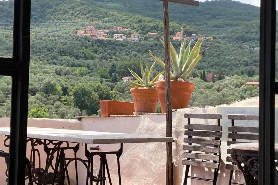 Casa Renata Eingang