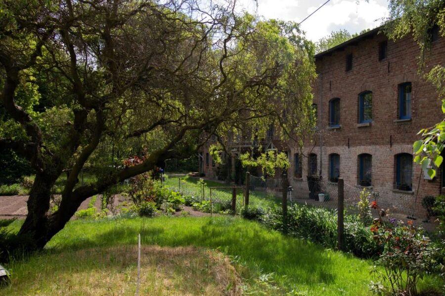 Außenansicht Landhaus Neparmitz