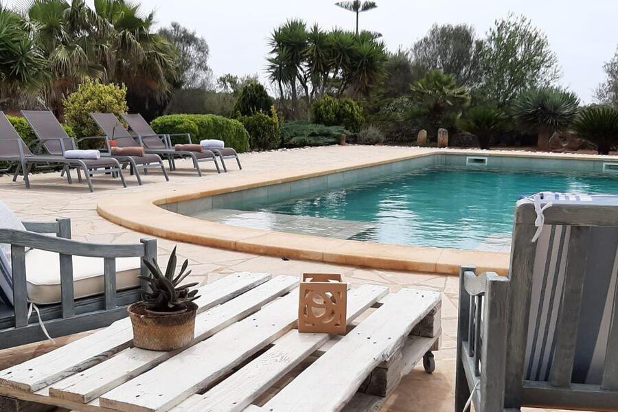 Pool zur alleinigen Nutzung