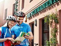 Hotel-Pension 'Am Schwanenteich', Familienzimmer 1 online in Lutherstadt Wittenberg - kleines Detailbild