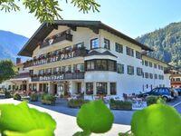 Hotel Gasthof zur Post, Juniorsuite mit Balkon in Bayrischzell - kleines Detailbild