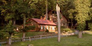 Waldhütten - Dornröschenhaus in Meezen - kleines Detailbild