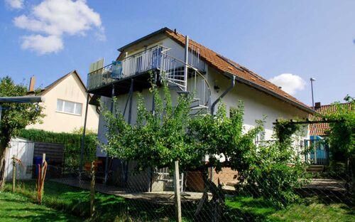 Ferienwohnungen Familie Schönemann, Ferienwohnung mit Terrasse und Aussicht