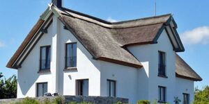 Reetdachhaus im Fischerdorf, Haushälfte 1 in Freest - kleines Detailbild