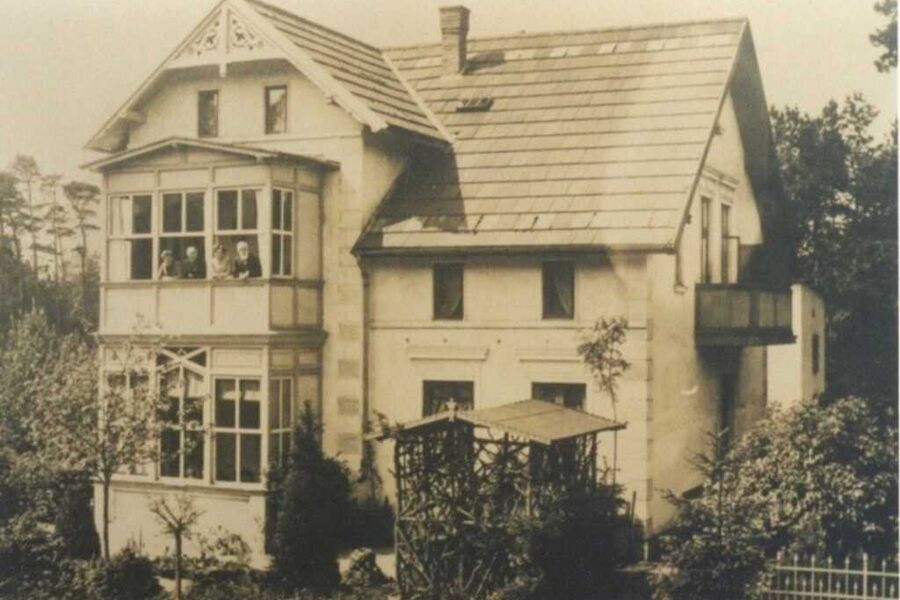 Villa Erika anno 1920