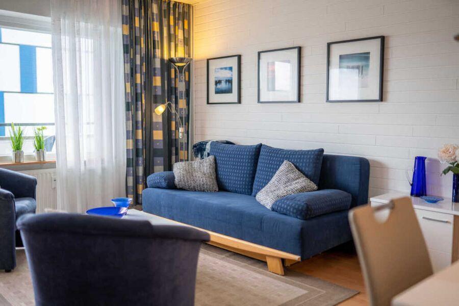 'Haus Nordland'  zentrumsnah in Westerland, 82 App