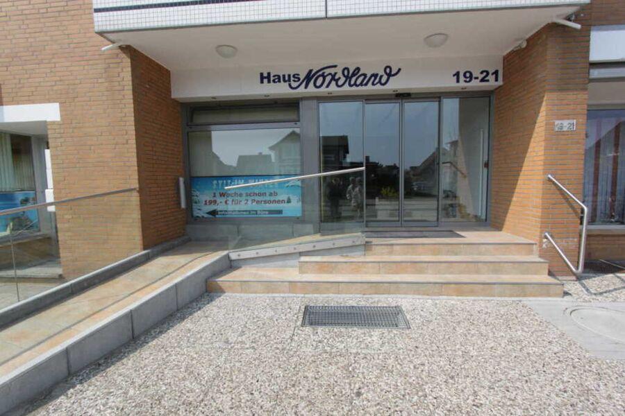 'Haus Nordland'  zentrumsnah in Westerland, 37 App