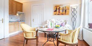 Gründerzeitvilla 'Villa Harmonie' - Ferienwohnung Veilchen in Borkum - kleines Detailbild