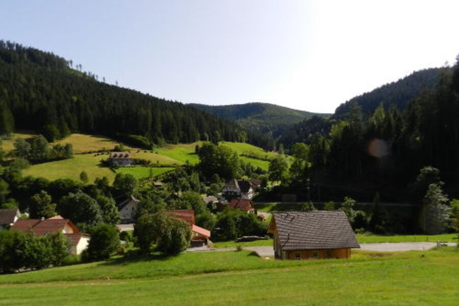 Gästehaus im Schwarzwald