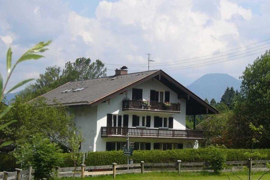 Nord-West Ansicht FeWo Freihaus 33