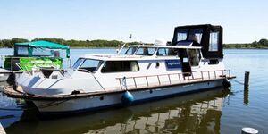 Hausboot Katamaran-Motoryacht in Jabel - kleines Detailbild