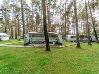 Urlaub im Wohnwagen - mitten im Wald, Wohnwagen 05 (neu) in Lütow - Usedom - kleines Detailbild
