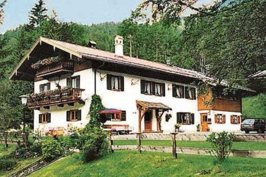 Haus Hubertus, Kreuth-Glashütte, Appartement  1 'K