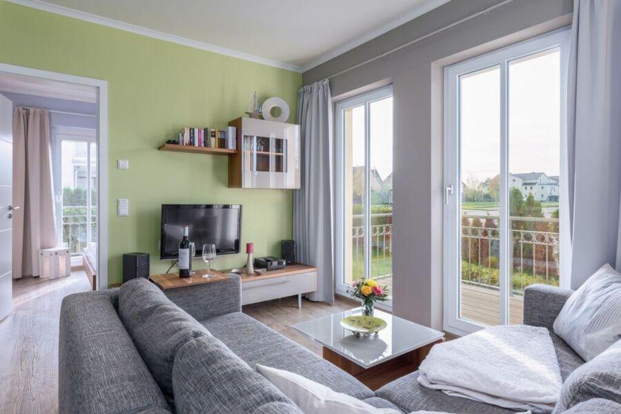 Villa Strandvogt WE 03, 3-Zimmer-Wohnung