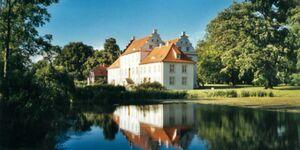 Gutsanlage Boldevitz- Ferienhaus GbR, Herrenhaus Wohnung 1 in Parchtitz - kleines Detailbild