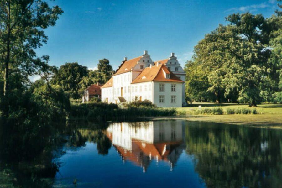 Gutsanlage Boldevitz- Ferienhaus GbR, Wohnung Dorf