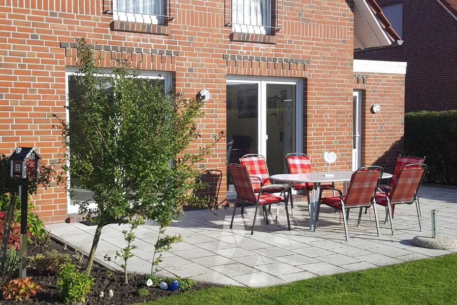 Terrasse zum relaxen