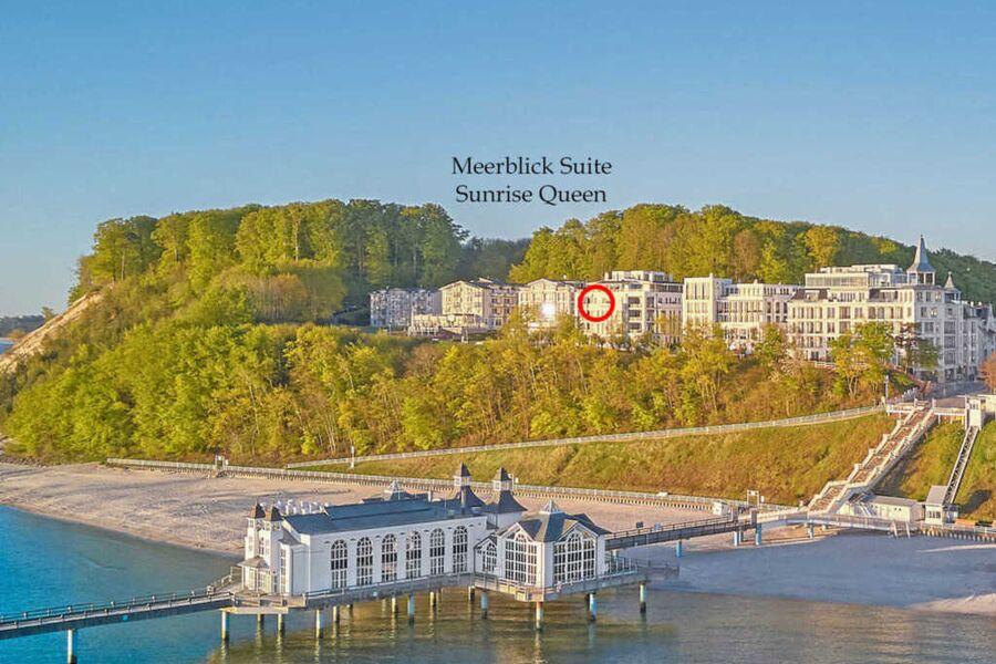 Villa Claire im Ostseebad Sellin