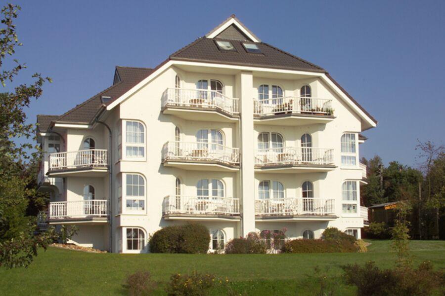Haus Südstrand -Lipke, SÜ 4; 2-Raum; Hochpaterre;