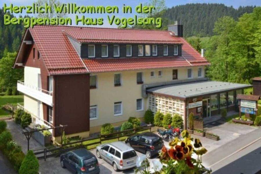 Bergpension Haus Vogelsang, Wohnmobilstellplatz Nr