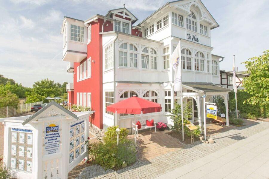 Villa To Hus im Ostseebad Sellin