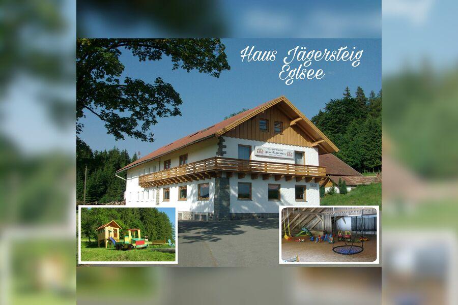 Haus Jägersteig Eglsee