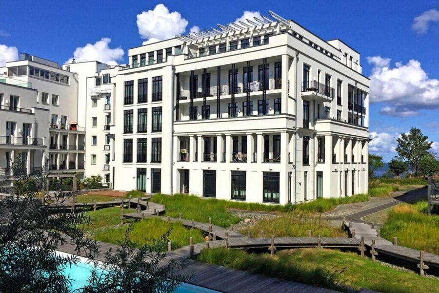 Villa Philine im Ostseebad Sellin