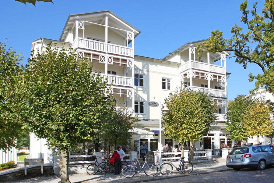 Villa Seerose im Ostseebad Sellin