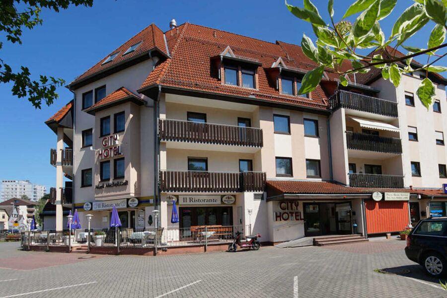 City Hotel Mark Michelstadt, French 7