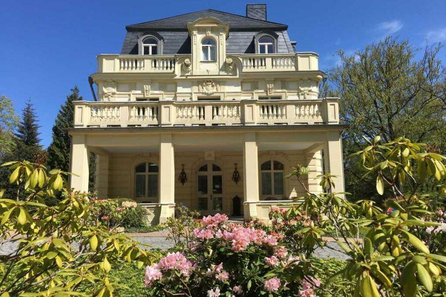 Gästehaus Bleichröder, DZ 2 mit Gartenblick