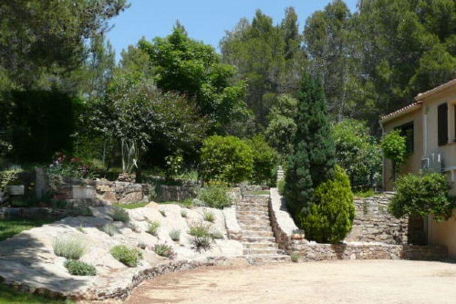 Garten Belvèze 1