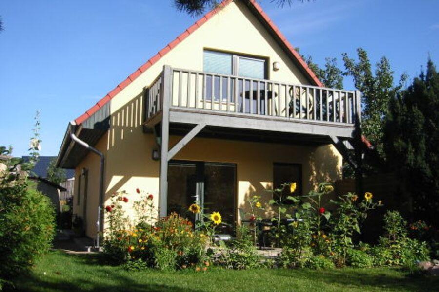 Unser schönes neues Nebenhaus südseitig